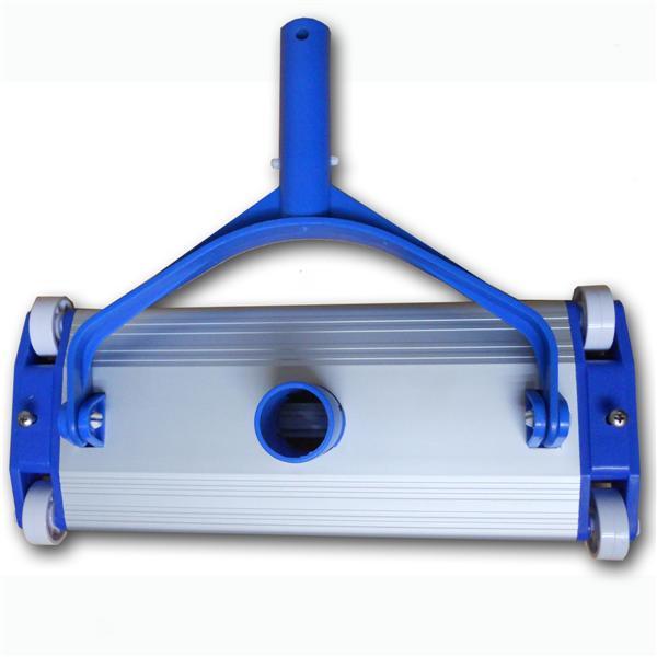 Limpiafondos aluminio manual piscinas clip ebay - Limpiafondos piscina manual ...