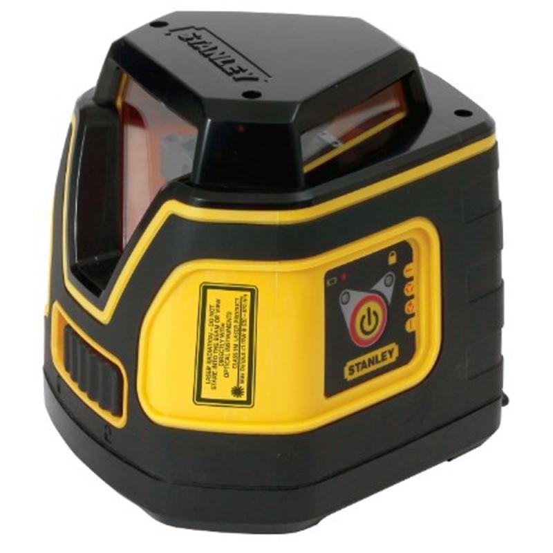 Nivel laser autonivelante sll360 stanley 360 grados for Nivel laser autonivelante
